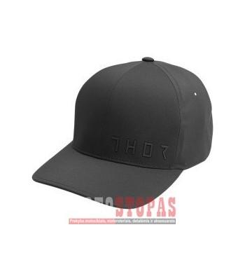 THOR kepurė S20 PRIME BLACK