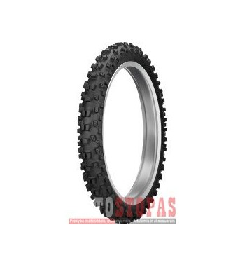DUNLOP TIRE GEOMAX MX33 FRONT 60/100-10 33J NHS
