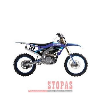 FACTORY EFFEX GRAPHIC EVO17 YZ1/2 93-95