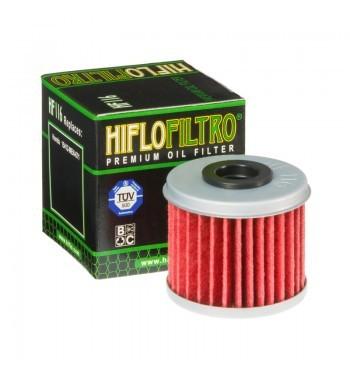Alyvos filtras HIFLO HF116
