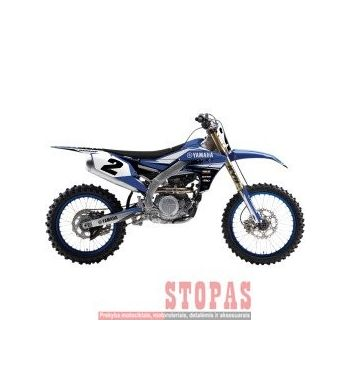 FACTORY EFFEX GRAPHIC EVO16 YZ85 02-14