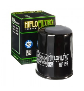 Alyvos filtras HIFLO HF198