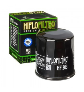 Alyvos filtras HIFLO HF303