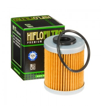 Alyvos filtras HIFLO HF157