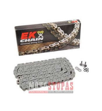 EK Grandinė ZVX3 150 RIVET LINK 530 X-RING PERFORMANCE REPLACEMENT DRIVE CHAIN / NATURAL / STEEL