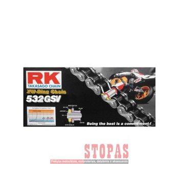 RK Grandinė GSV 112 RIVET LINK 532 W-RING REPLACEMENT DRIVE CHAIN / NATURAL
