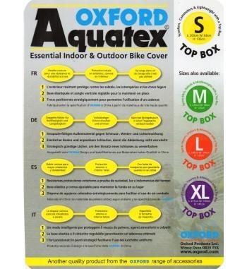 OXFORD Uždangalas Aquatex XL with topbox