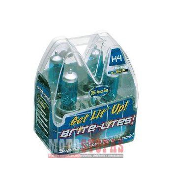 BRITE-LITES Lemputė 55/100 P43T BLUE