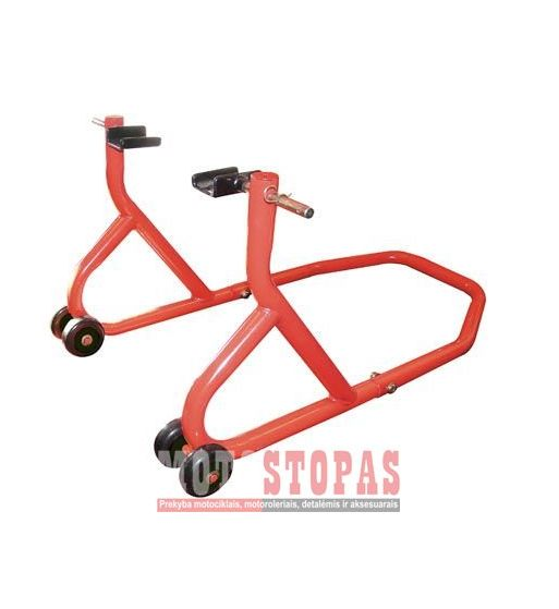 Motorcycle stand Universal (6 pcs., under motorcycle rear wheel)