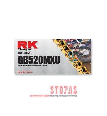 RK Grandinė MXU 116 CLIP LINK 520 U-RING REPLACEMENT