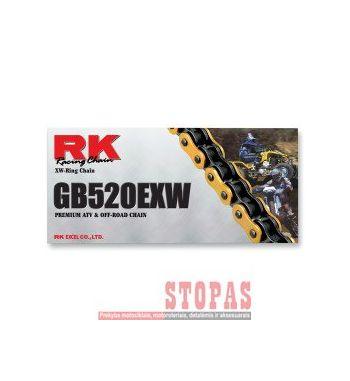 RK Grandinė GB520EXW 120 CLIP LINK 520 W-RING REPLACEMENT