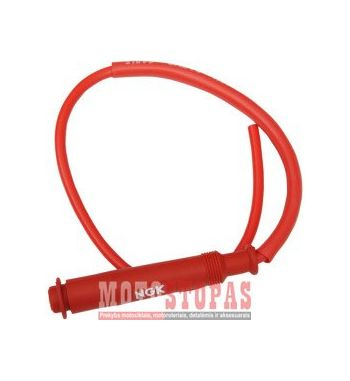 NGK SPARK PLUGS SPARK PLUG/CABLE SET RED CR3