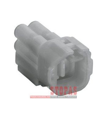 NAMZ HM SEALED SERIES MALE CONNECTOR 4-POSITION