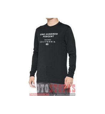 100% Marškinėliai ilgomis rankovėmis XL