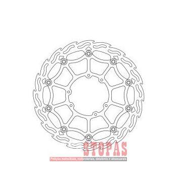 MOTO-MASTER Stabdžių diskai HONDA/CANNONDALE