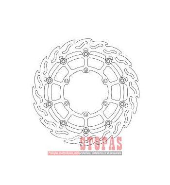 MOTO-MASTER Stabdžių diskai YAMAHA/SUZUKI