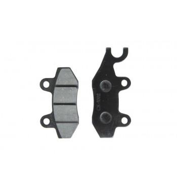 STABDŽIŲ TRINKELĖS Kymco Super 9/B&W/Dink 96.7x42.7x7.4mm, 77x42.2x7.4mm
