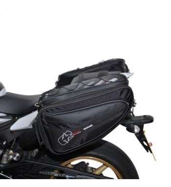 Tekstiliniai maišeliai (50L) P50R OXFORD juodi, dydžio OS