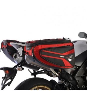 Tekstiliniai maišeliai (50L) P50R OXFORD raudoni