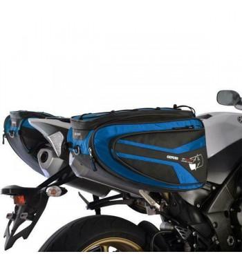 Tekstiliniai maišeliai (50L) P50R OXFORD mėlyna, dydžio OS