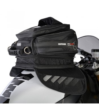 krepšys (15L) M15R OXFORD juodas