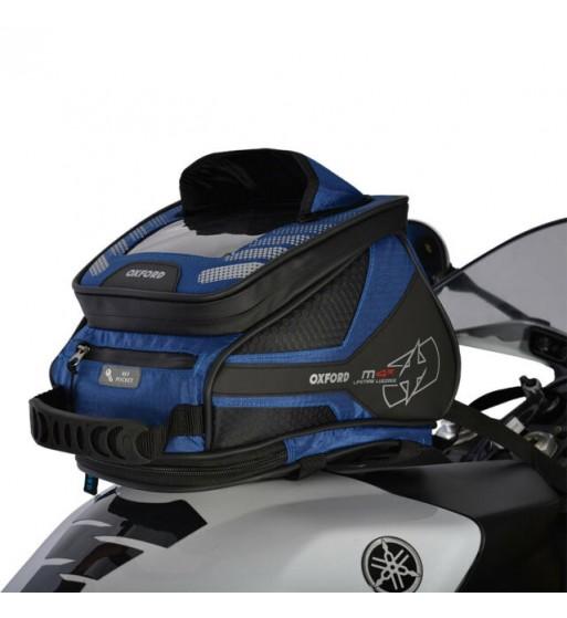 "Tekstilinis krepšys (4L) M4R bakas ""N"" Tailer OXFORD mėlyna"