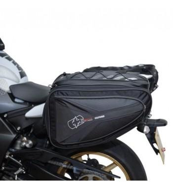 Tekstiliniai maišeliai (60L) P60R OXFORD juodi, dydžio OS