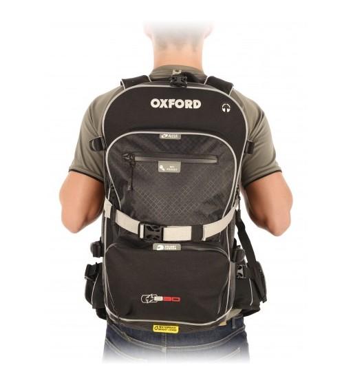 KUPRINĖ OXFORD XB30 Back Pack SPALVA JUODA TALPA 30 l.