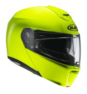 Šalmas HJC RPHA 90 METAL Fluorescent Green