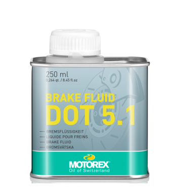 Stapdžių skystis BRAKE FLUID DOT 5.1