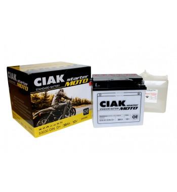 Akumuliatorius CIAK 53030 30Ah 12V