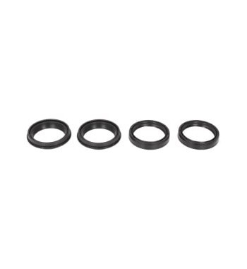 4 RIDE Šakių riebokšliai (tepalo ir dulkių) AB56-126