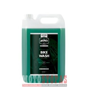 Motorcycle VALYMO PRIEMONĖ OXFORD Mint Bike Wash for cleaning 5l
