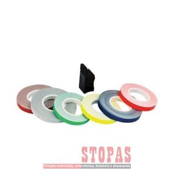 Ratų ratlankių juosta 17 OXFORD (6000mm spalva ŽALIA,)