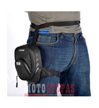 Bag L1R OXFORD, colour black (1 l)