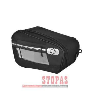 Textile bags (45L) F-1 P45 OXFORD colour black