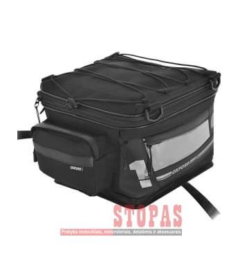 Motorcycle rear bag (35L) F-1 T35 OXFORD colour black