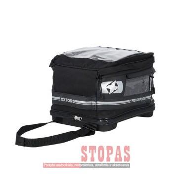 Tank bag (18L) OXFORD colour black