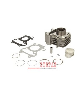 Piston and cylinder set (50cc, piston bore: 37mm)