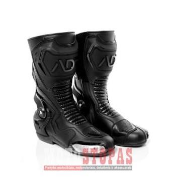 Batai Sportiniai ROCKET ADRENALINE spalva juoda, dydis 40