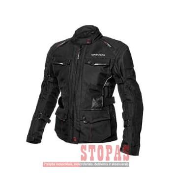 Striukė MOTERIŠKA tekstilė ADRENALINE ALASKA LADY 2.0 PPE spalva juoda, dydis S