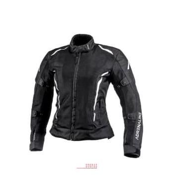 Striukė MOTERIŠKA tekstilė ADRENALINE MESHTEC LADY 2.0 PPE spalva juoda, dydis M