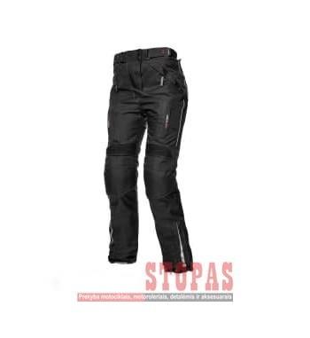 Kelnės MOTERIŠKOS Tekstilė ADRENALINE ALASKA LADY 2.0 PPE Turistiniai spalva juoda, dydis 3XL
