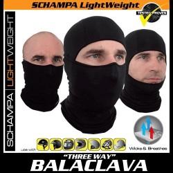 Veido kaukė Balaclava Silk Deluxe