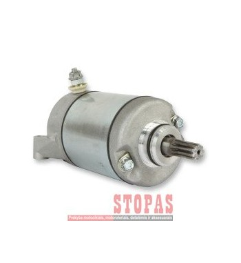 PARTS UNLIMITED OEM REPLACEMENT STARTER / NATURAL|SILVER / HONDA