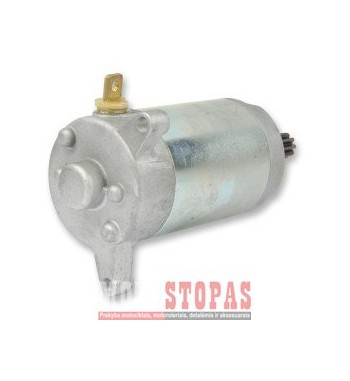 PARTS UNLIMITED OEM REPLACEMENT STARTER / NATURAL|SILVER / YAMAHA