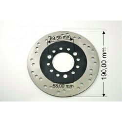 Priekinis stabdžių diskas QT-4