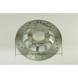 Stabdžių diskas NA 125