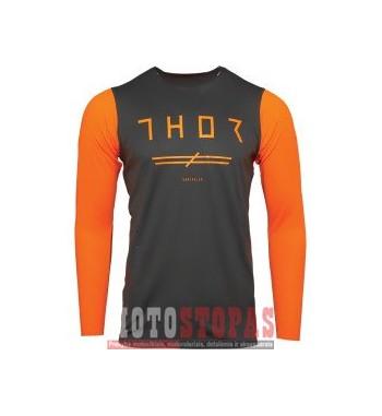 THOR marškinėliai JRSY PRM PRO UNR CH/OR SM