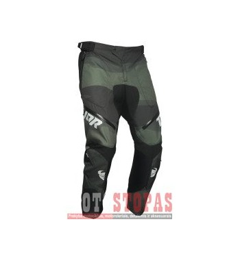 THOR kelnės - In-the-Boot - Green Camo - 30